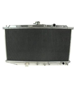 Алюминиевый радиатор Honda Civic 1988-1991
